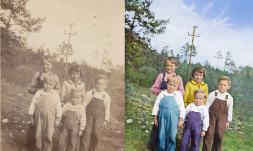 Photo Restoration Specialize